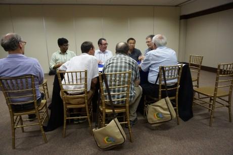 Foto da Reunião do IPC II