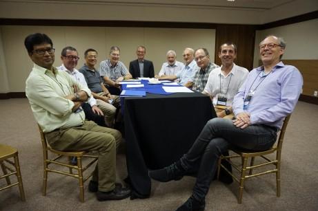Foto da Reunião do IPC